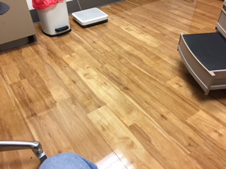 4specs Discussion Forum Clear Coating On Lvt Flooring